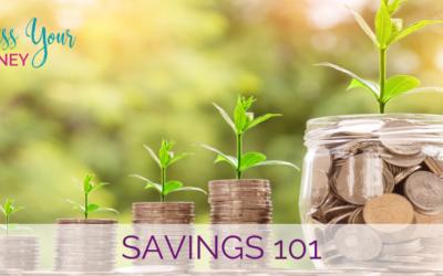 Savings 101